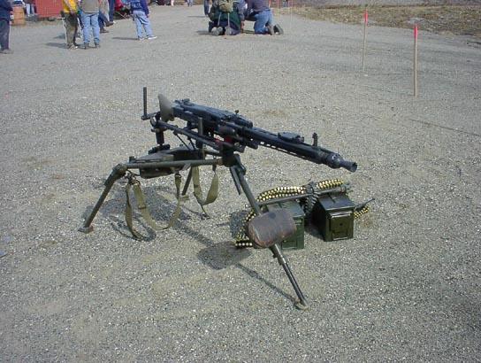 Memorial Day Weekend, 2001 - Anderson, Alaska Machine Gun Shoot